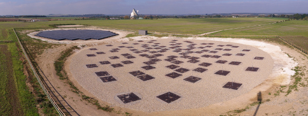 Estación de LOFAR UK